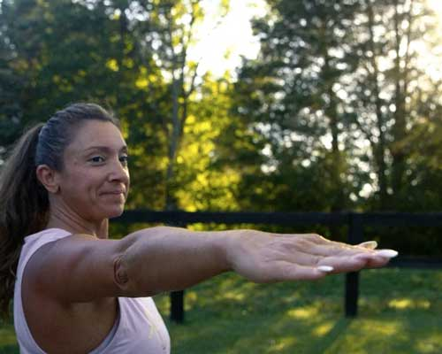 trauma sensitive yoga - Camberwell Grief Sanctuary